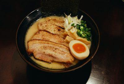 亀戸ラーメン探訪記②『らーめん なが田』