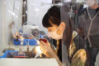 【前編】日本の伝統工芸「江戸切子」!インフルエンサーと世界に一つだけのグラスをつくってみた